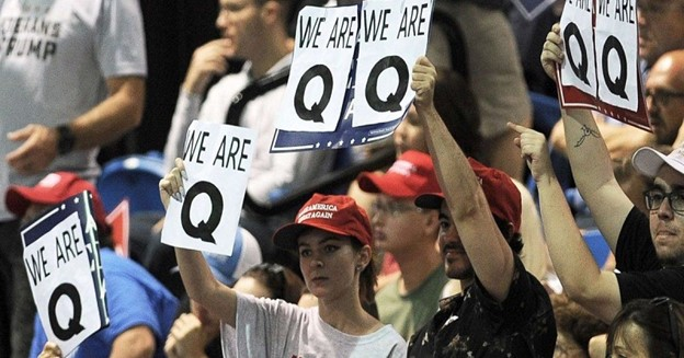 #WTF: The Downfall of QAnon