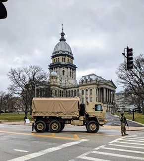 Living in a Militarized Downtown Springfield