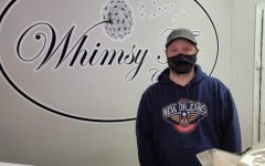 Photo of Gordon Davis, Co-Owner of Whimsy Tea Company