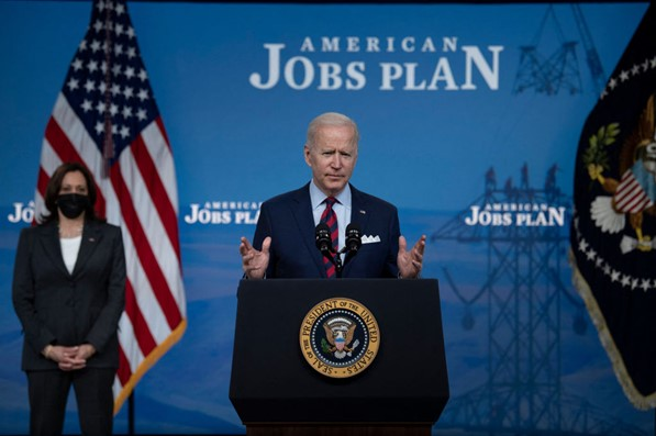 The American Jobs Plan and State of the U.S. Economy
