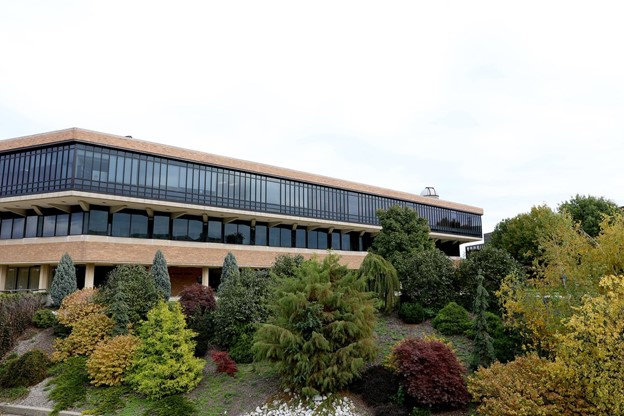 Image of Brookens Library